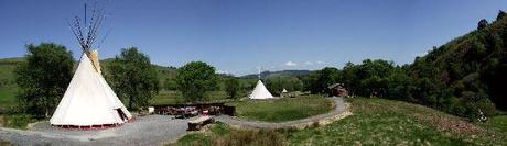 Tipi Camping Wales Eco Camping Wales