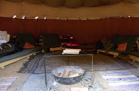 Eco Camping Wales Tipi Camping Wales