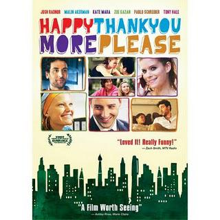 DVD: happythankyoumoreplease