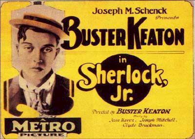 Sherlock, Jr. (Buster Keaton, 1924)