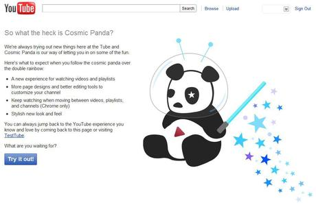Activate Cosmic Panda