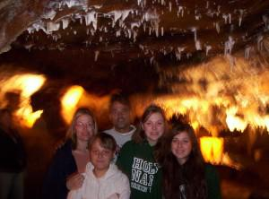 Weekend Walkabout / Sundays in my City:  Ohio Caverns