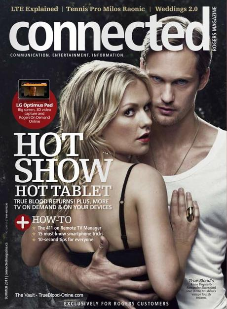 True Blood featured on Connected Magazine