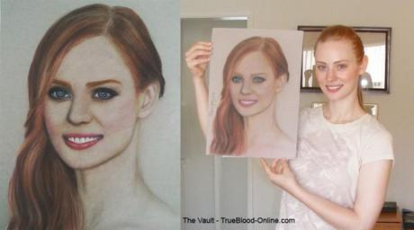 Deborah Ann Woll Auctions off Signed Collector's Items to cure Blindness