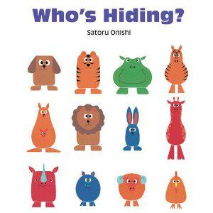 Book Sharing Monday: Who's Hiding