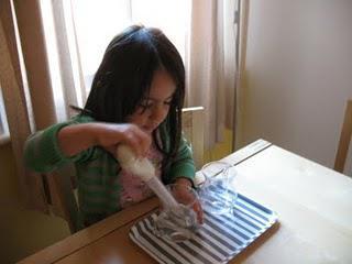 Montessori  activities for preschoolers