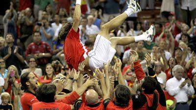 Spain Absolutely Beats US In Davis Cup