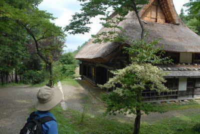 The Japan Alps, Nagoya, Gifu:  Part I