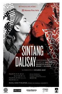 Tanghalang Ateneo opens 33rd season with Sintang Dalisay