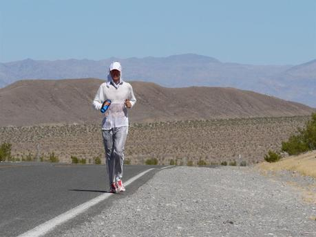 2011 Badwater Ultra Is Underway