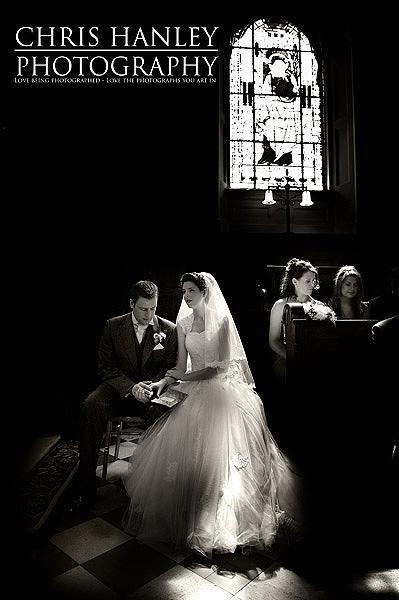 Chris Hanley latest wedding photography at Capesthorne