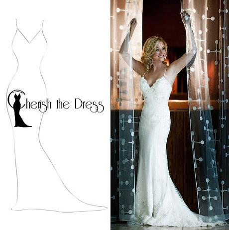 Cherish the Dress by Chris Hanley Photography