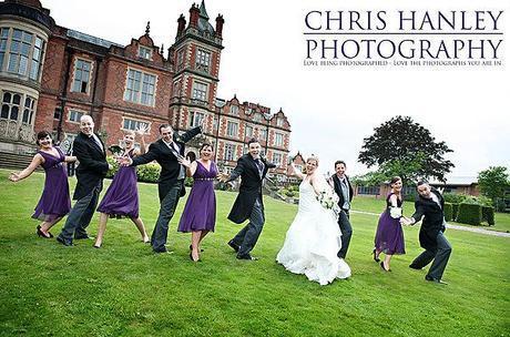 bridalpartyfun Chris Hanley unique quality fun wedding photography style