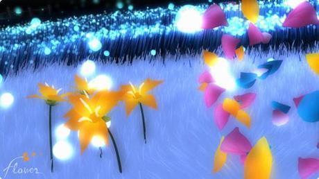 Screenshot from Flower
