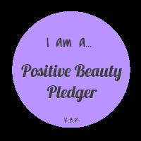 Daniella's Positive Beauty Pledge