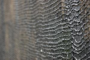 Zumthor Serpentine Pavilion 2011Detail of Finish