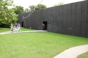 Peter Zumthor's Serpentine Pavilion 2011