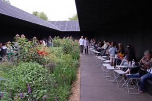 Piet Oudlf Garden Within Peter Zumthor's Building