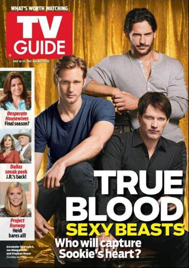 TV Guide Interviews True Blood's Sexy Beasts