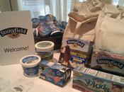 Inspiring Evening with Stonyfield Robyn O'Brien