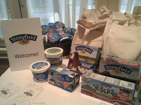 Inspiring Evening with Stonyfield and Robyn O'Brien