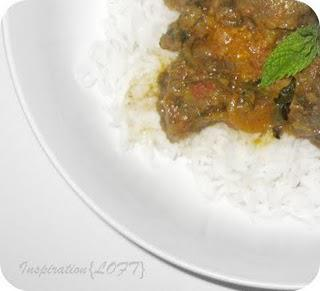Indian Lamb/Mutton Curry