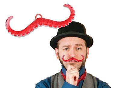 Tentacle Mustache