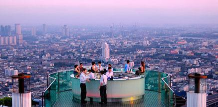 Top restaurants in the World lebua bangkok
