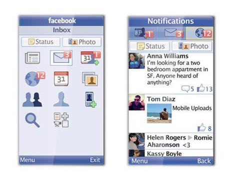 Facebook Java Applet