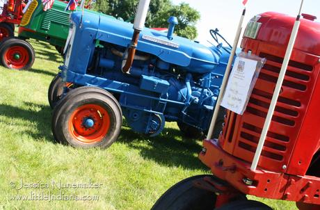 Wolcott Summer Fest 2011: Tractors on Parade