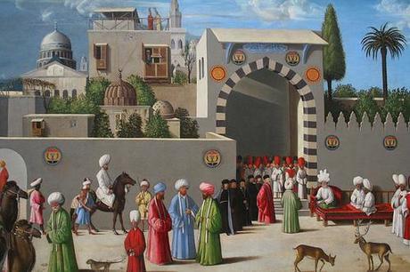 Artist: Anonymous Venetian (around Giovanni Bellini time)...