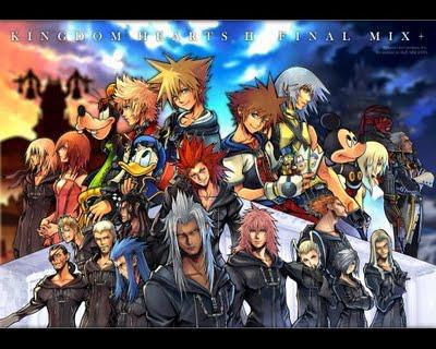 Nomura: #KingdomHearts future and HD remakes?!