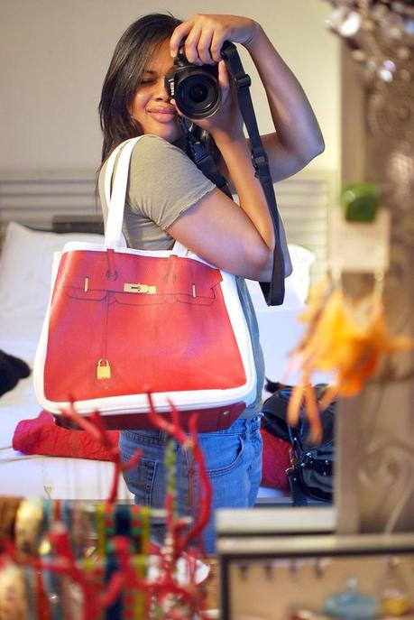 thursday friday red birkin bag