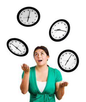 Urban Myths about Stress and Time Management