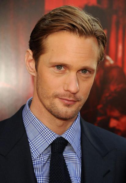 That's DOCTOR Alexander Skarsgard To You