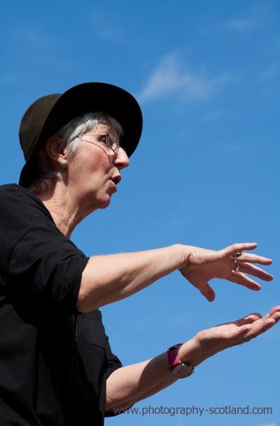 Photo - Jane Schonveld, singer