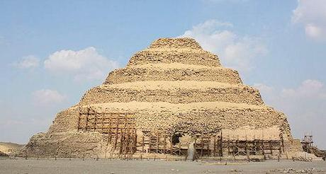 Egypt's Oldest Pyramid Saved From Collapse By Giant Airbags