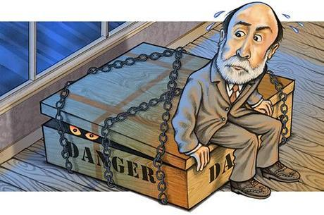 Jobless Thursday – Bernanke Gets 2nd Chance to Give Us Hope