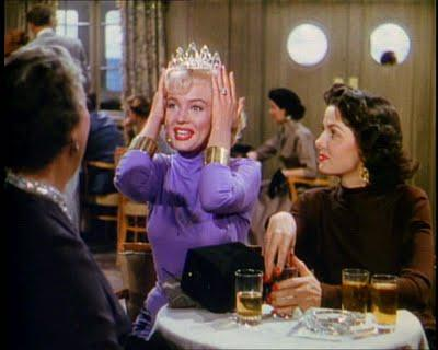 Capsule Reviews: In the Heat of the Night, Something Wild, Gentlemen Prefer Blondes