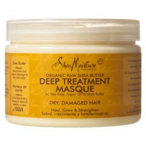 Review: Shea Moisture's Deep Treatment Masque