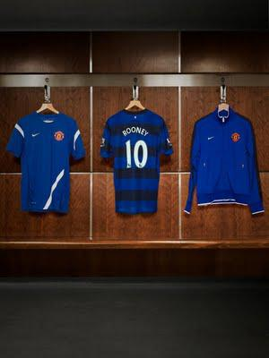 2011-12 United Away Kit Released