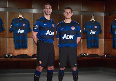 2011-12 United Away Kit Released