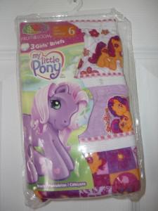 Panty-Meme Pony