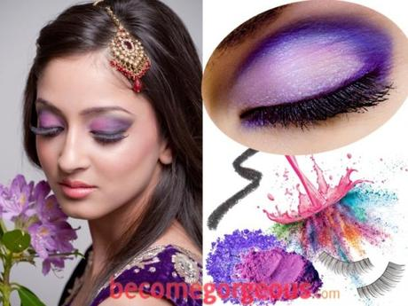 Flirty Eye Makeup Ideas for 2011