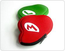 Club Nintendo: Mario & Luigi mini cases