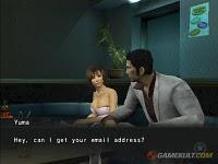 Yuma Asami in Yakuza 2