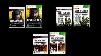Metal Gear 25th Anniversary, HD remakes