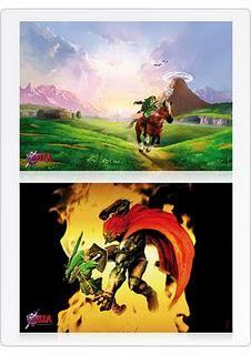 Ocarina of Time 3D European preorder bonuses detailed