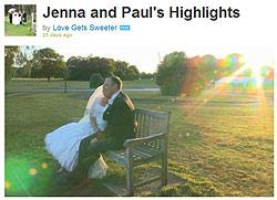 Scarisbrick Hall wedding: Jenna and Paul