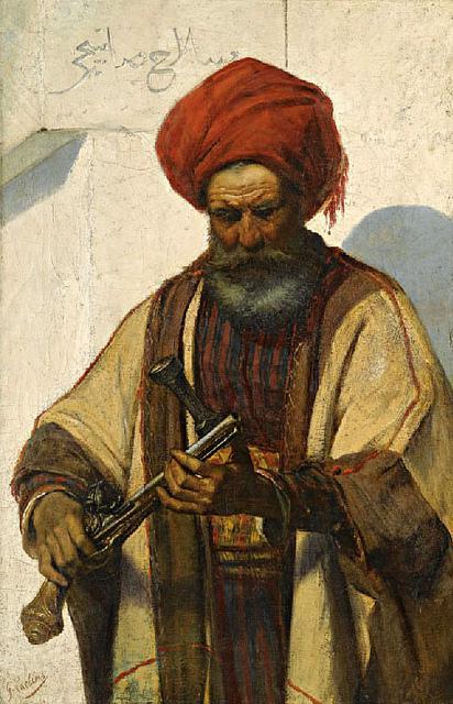 A Sanhagiah Warrior